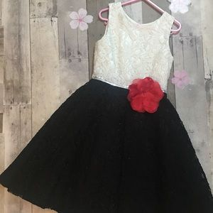 Youngland Girls Dress Formal Holiday Size 8